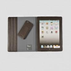 Porta iPad e iPhone pelle