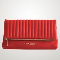 Pochette rossa Giò Cellini