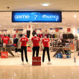 Game 7 Athletics - Negozi Centro Commerciale My Lodi