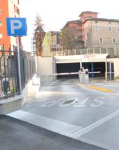 Parcheggi Lodi Centro | Car Park San Francesco | Via Serravalle 7