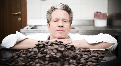 Intervista a Ernst Knam, il re del cioccolato
