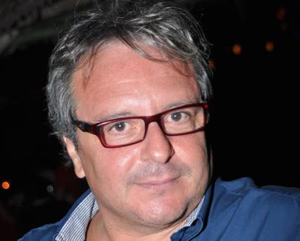 Gianpaolo Fabrizio alias Bruno Vespa di Striscia la notizia