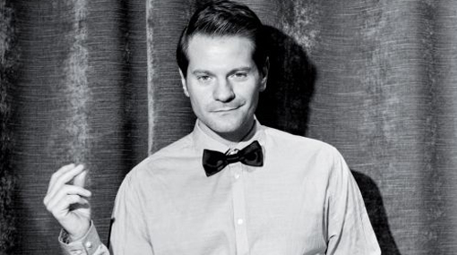 Il cantante lodigiano Stefano Signoroni